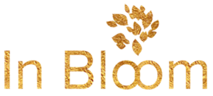 Dr. Cleopatra In Bloom Gold Logo