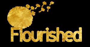 Dr. Cleopatra Flourish Dandelion Logo